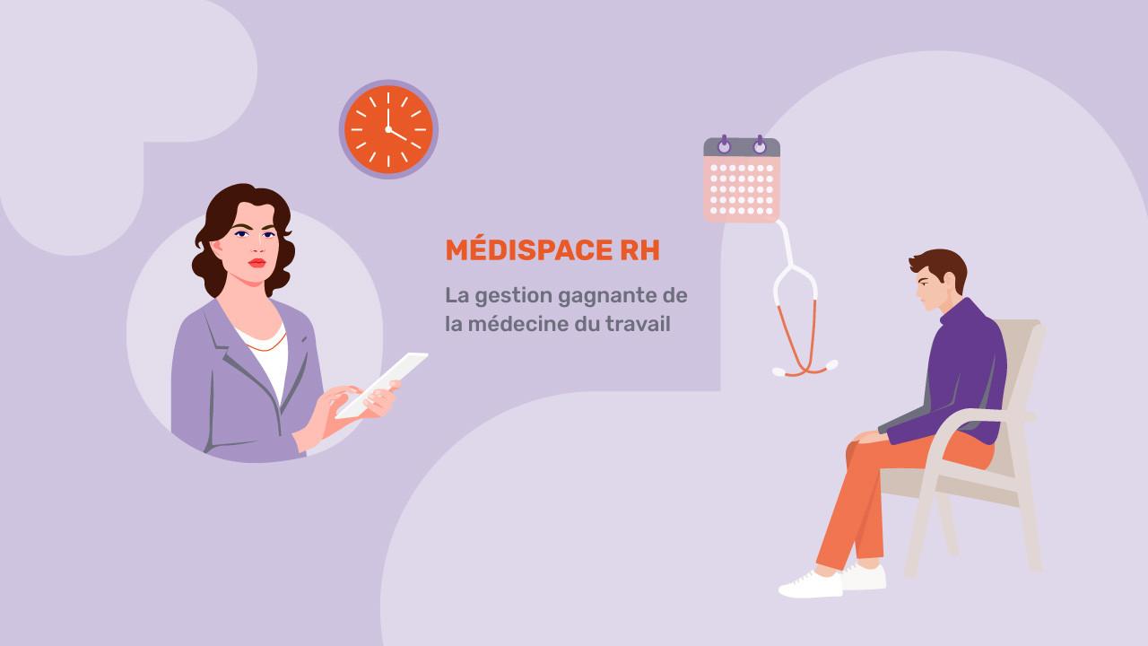 Gestion téléconsultation médecine du travail